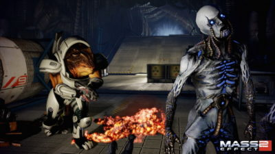 Гра Mass Effect 2