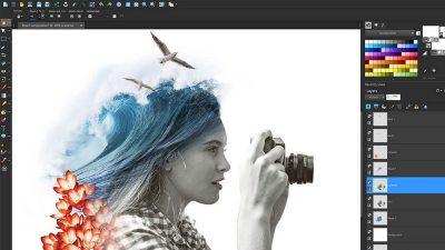 Фоторедактор PaintShop Pro для Windows