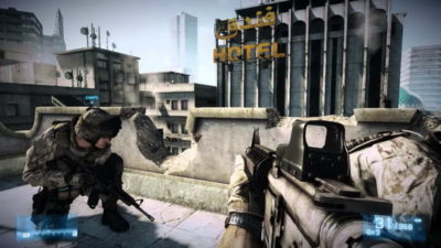 Игра Battlefield 3