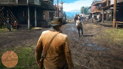 Игра Red Dead Redemption 2