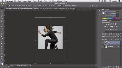 Фоторедактор Adobe Photoshop для Windows
