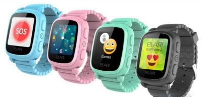 Смарт-часы детские Elari KidPhone 2