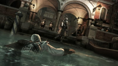 Игра Assassin's Creed II