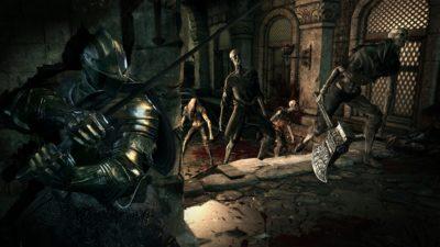 Игра Dark Souls