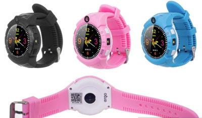 Дитячий розумний годинник ERGO COLOR C010