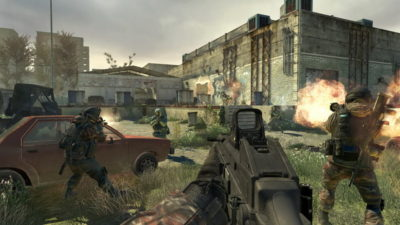 Гра Call of Duty: Modern Warfare 2