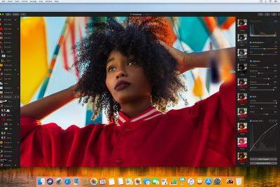 Фоторедактор Pixelmator для Mac OS