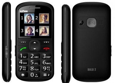 Телефон MyPhone Halo 2 SS