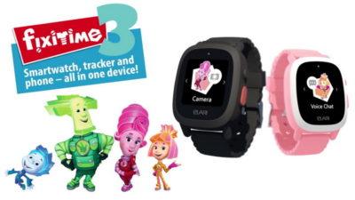 Трекер-часы детские FIXITIME 3