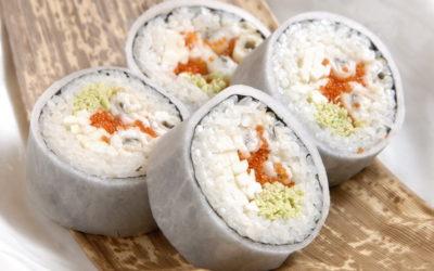 Скільки за часом варити рис для суші