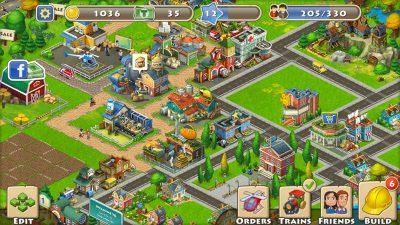 """Гра в жанрі """"ферма"""" на Андроїд Township"""