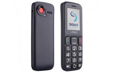 Телефон Sigma Comfort 50 mini3