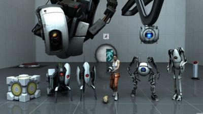 Гра Portal 2