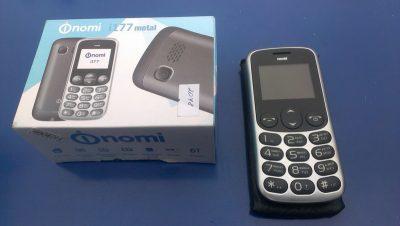 Телефон Nomi i177