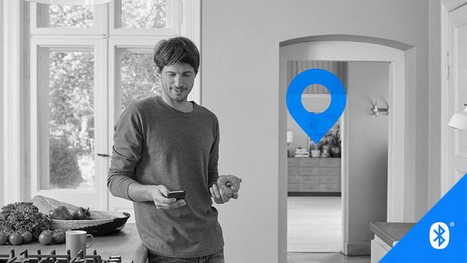 Bluetooth 5.1-точность определения местоположения объектов