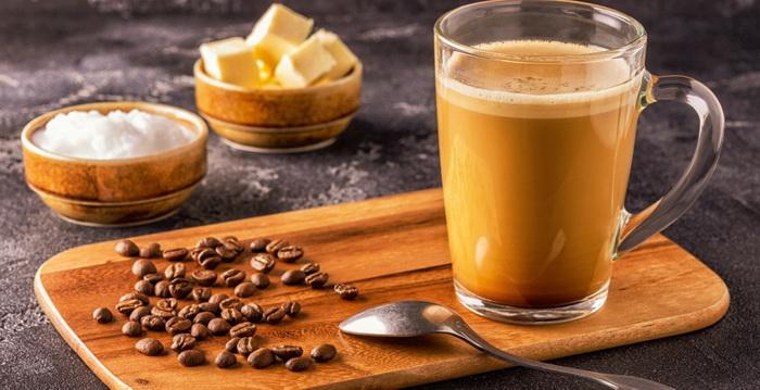 Бронекофе-кофе с маслом