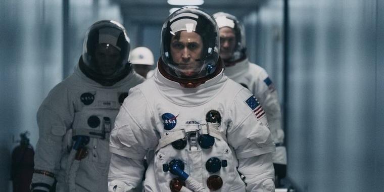Человек на Луне-лучшие визуальные эффекты