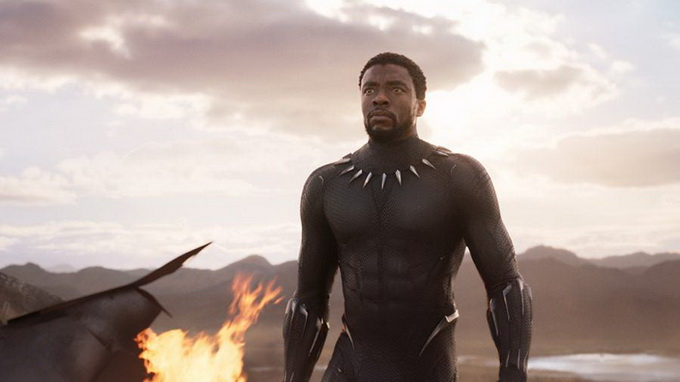 Черная пантера Black Panther-кадр из фильма