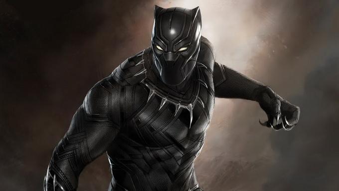 Черная пантера-Black Panther
