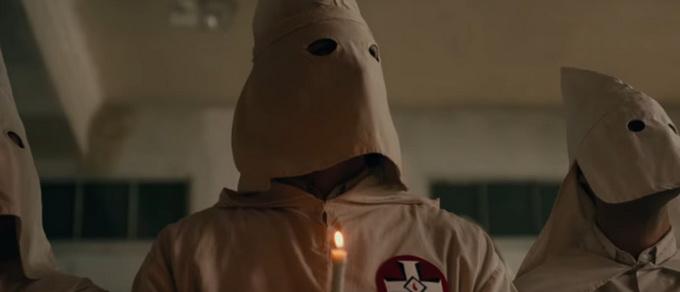 Черный клановец-BlacKkKlansman кадр из фильма