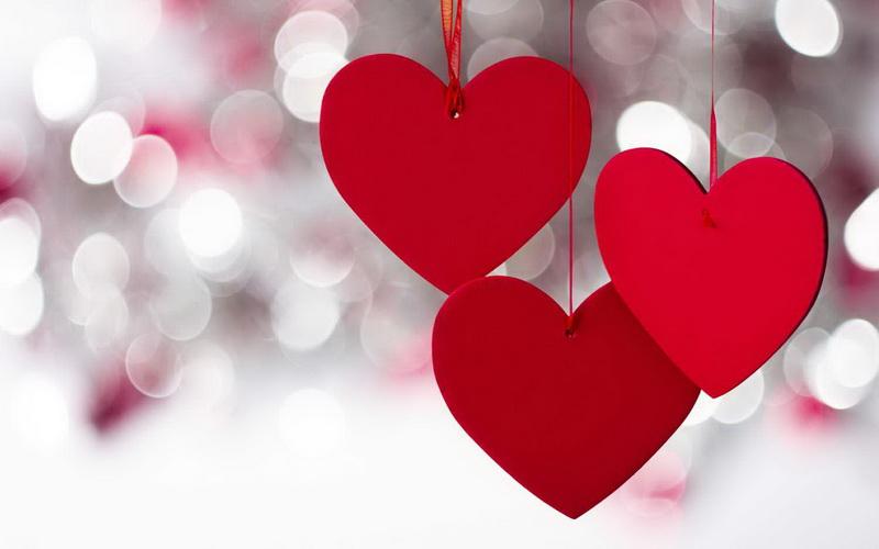 День святого Валентина-всех влюбленных