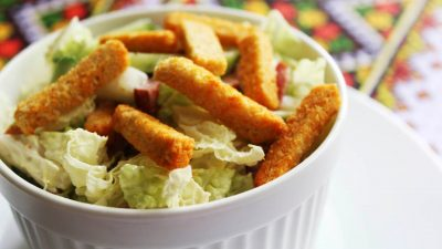 Вегетаріанський салат