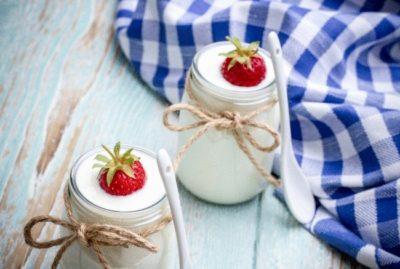 Преимущества домашнего йогурта