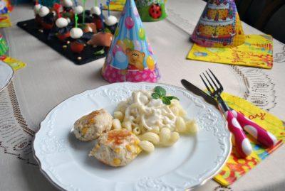 Страви для дитячого свята треба готувати маленькими порціями