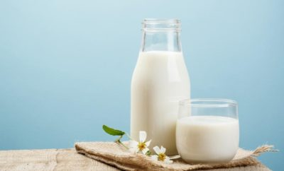 Молоко для домашнього йогурту