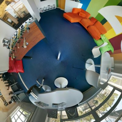 Панорама, сделанная с помощью приложения Гуглкамера