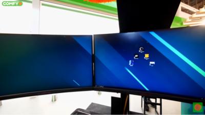 Экраны Acer Predator Thronos