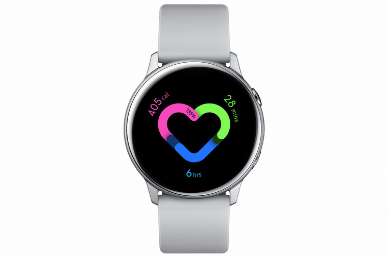 Galaxy Watch Active-стильные SMART-часы пользовательский интерфейс