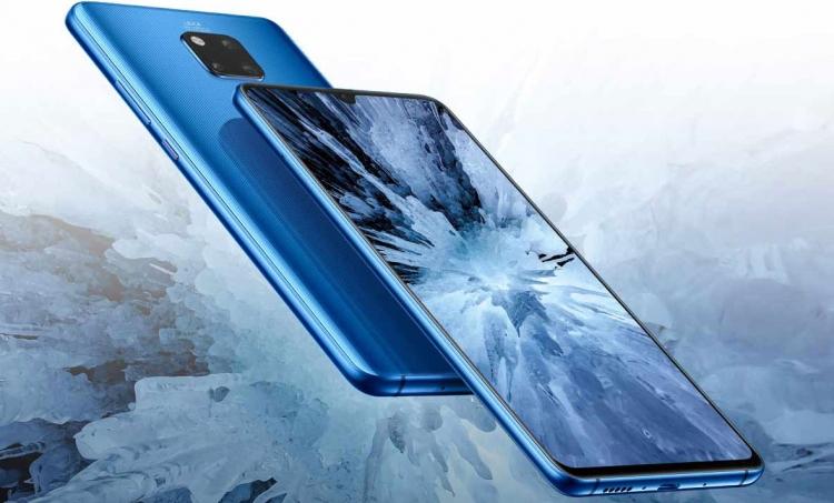 Huawei-Mate 20 X с поддержкой 5G