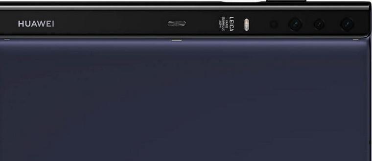 Huawei Mate X-эргономика