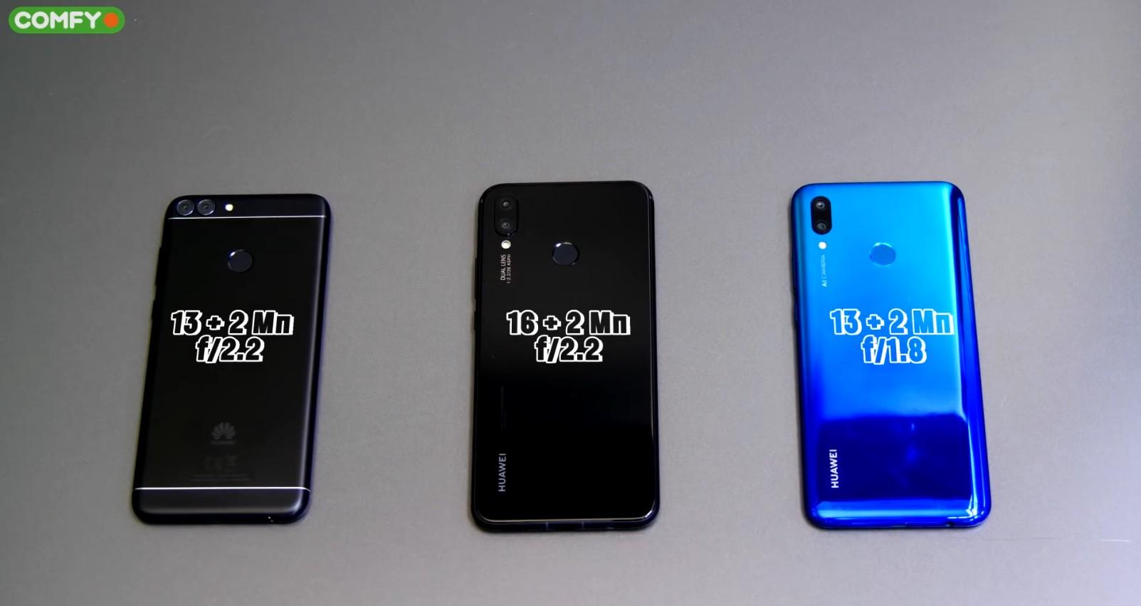 Huawei P Smart 2019 8