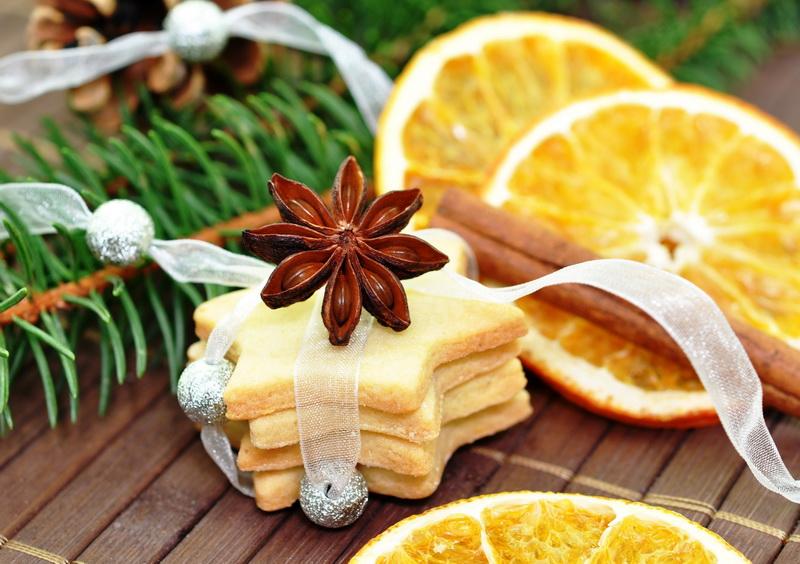 Имбирное печенье-вкус праздника