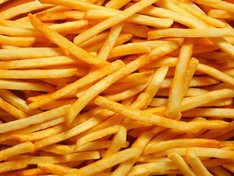 Картофель жареный-фри