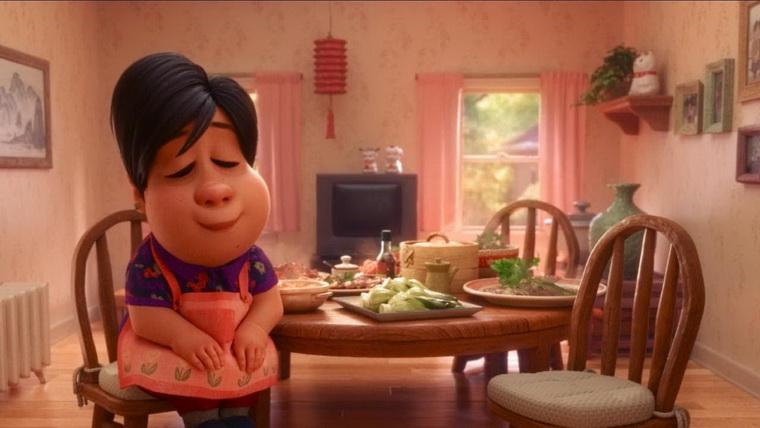 Короткометражка Disney и Pixar-Бао