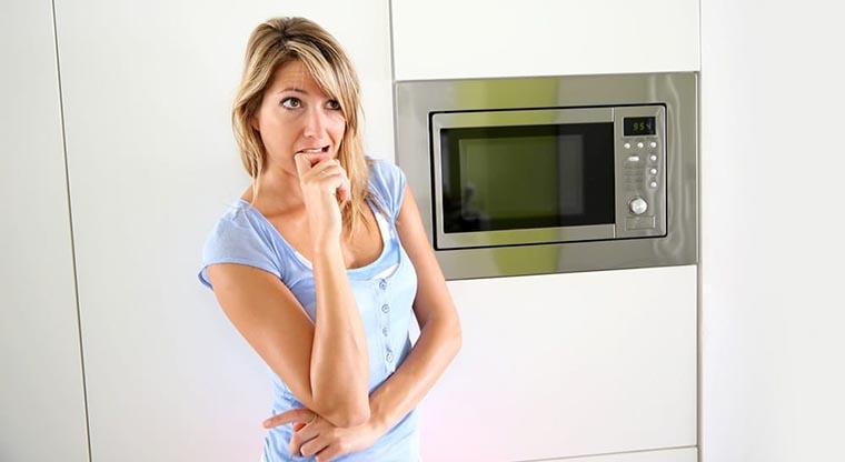 Мифы о микроволновках