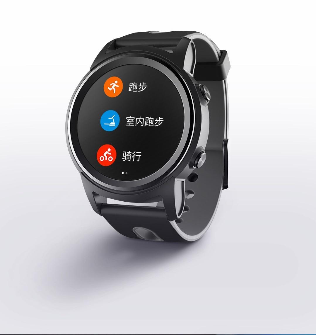 Новые смарт-часы от Xiaomi 4