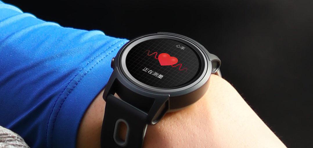 Новые смарт-часы от Xiaomi 5