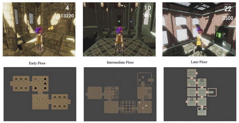 Obstacle Tower- игра для обучения искусственного интеллекта
