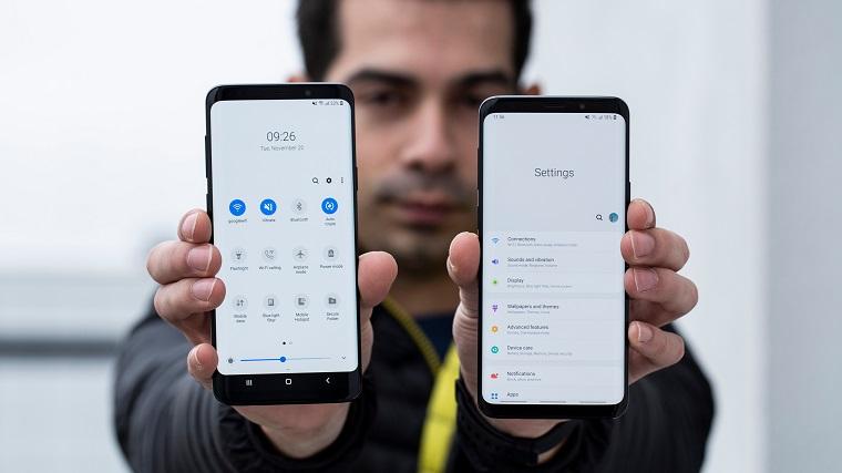 One UI от Samsung. Обзор новой оболочки для смартфонов - разница в оболочках