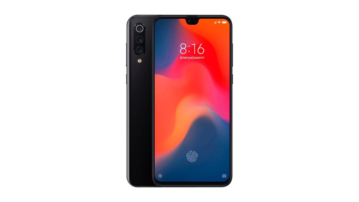 Ожидаемый смартфон Xiaomi Mi 9 2