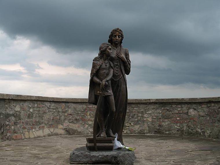 Памятник княгине Илоне