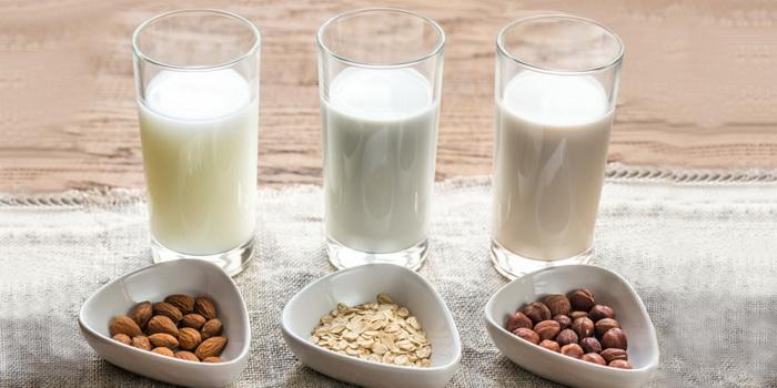 Растительное молоко-постное молоко