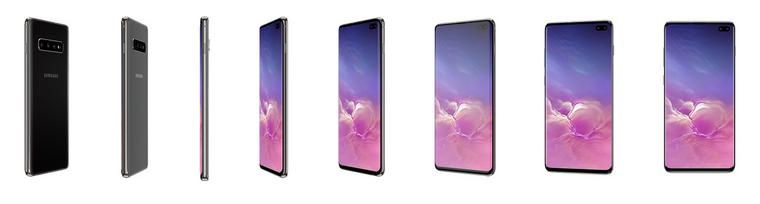 Samsung Galaxy S10+-оникс