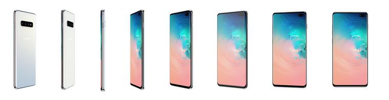 Samsung Galaxy S10+-перламутр