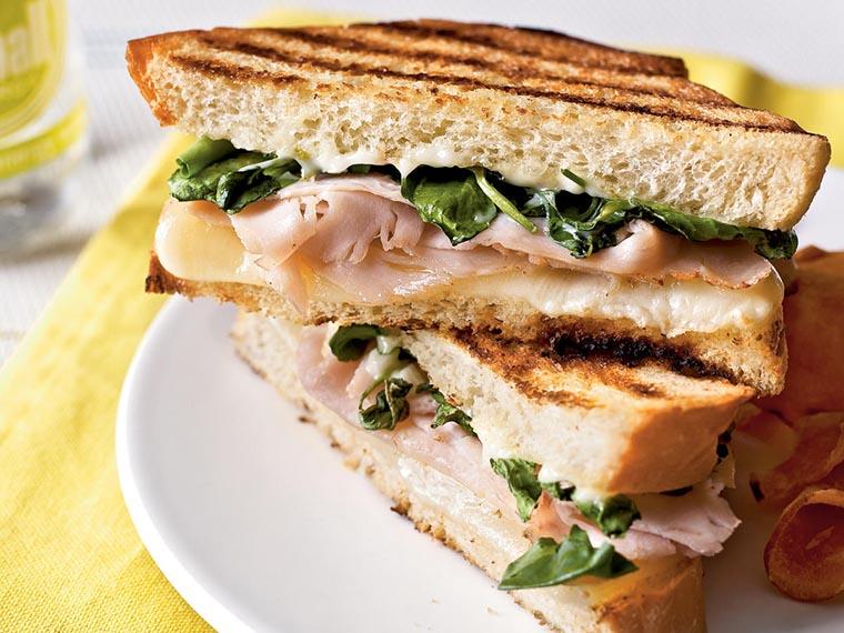 Сэндвич с начинкой