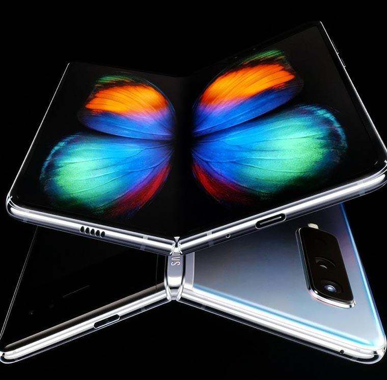 Смартфон-книжка Samsung Galaxy Fold